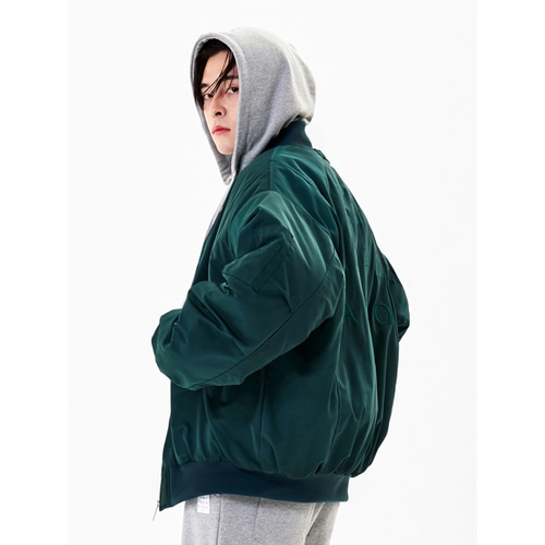 [라멀마메종] LMMM MA-1 JUMPER BLUE GREEN