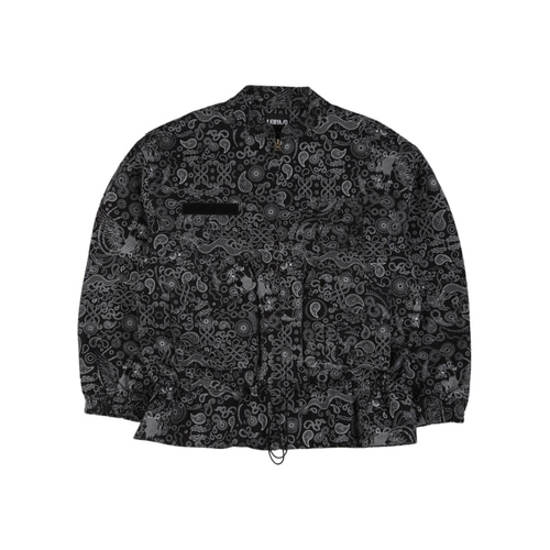 [아조바이아조] Paisley Fisherman String Jacket