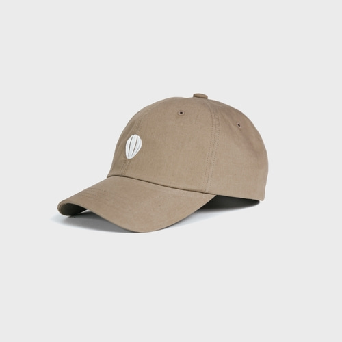 [앵글런] Signature Logo Ball Cap - Beige