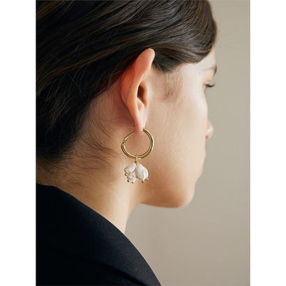 [아뜰리에901] olivia ring earring