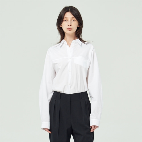 [제인송] COTTON CUT LINE SHIRT_JTJB105_05