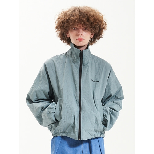 [라멀마메종] WRINKLE WINDBREAKER JUMPER